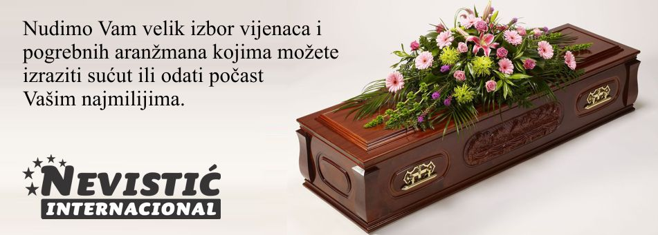 Veliki izbor pogrebne opreme